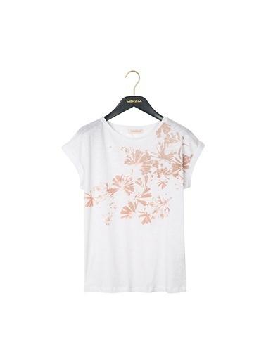 Vekem-Limited Edition Tişört Beyaz